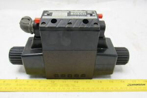 Bosch 081wv10p1v1018kl Solenoid Operated Hydraulic Directional Control Valve 115