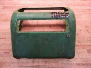 Good Used Parts Vintage 1967 Oliver 1650 Gas Farm Tractor Cash Console