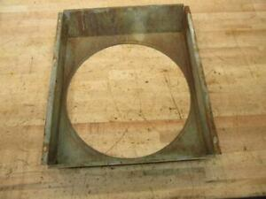Good Used Parts Vintage 1967 Oliver 1650 Gas Farm Tractor Fan Shroud