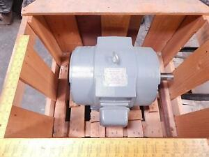 Siemens Energy Automation 51 533 451 Induction Motor 15 Hp 1760 Rpm 3 Phase