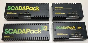 4x Schneider Electric Control Microsystems Scadapack Module Covers Ships Free