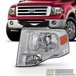2007 2014 Ford Expedition Headlight Factory Style Headlamp 07 14 Lh Driver Side