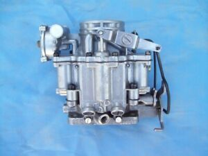 Restored Stromberg 1941 1948 Oldsmobile Carburetor 385578