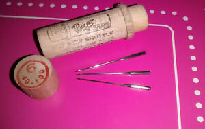 3 Bobbins 3 Needles New Howe Standard Norwood For Treadle Sewing Machine