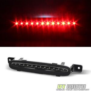 black Out Fits 2000 2005 Chevy Impala Led 3rd Rear Tail Brake Light Stop Lamp