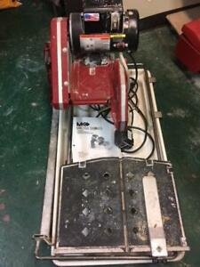 Mk 100 Professional Wet Tile Saw 10 Diamond Blade