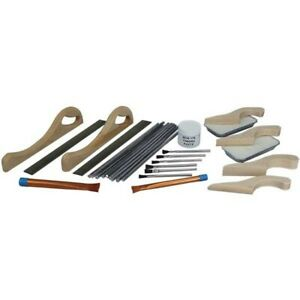 Tp Tools Deluxe Auto Body Lead solder Kit Made In Usa 8036 155