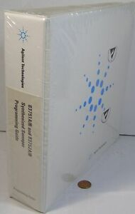 Hp Agilent Tech 83751a b 83752a b Synthesized Sweeper Programming Guide