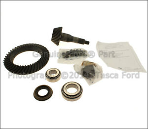New Genuine Ford Oem Differential Ring And Pinion 2003 2015 Expedition Navigator
