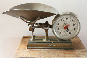 Make An Offer Antique Walter Simpson General Store Scale Providence Ri
