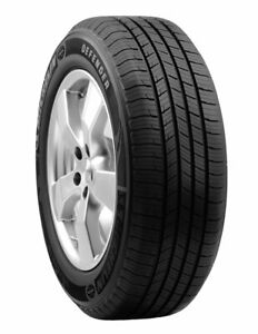 2 New Michelin Defender 98t 90k mile Tires 2256016 225 60 16 22560r16