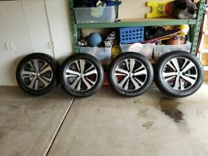 New Subaru Outback Factory Rims And Tires
