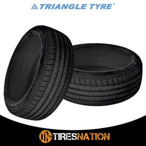 2 New Triangle Th201 205 40r16 83w Ultra High Performance Tires