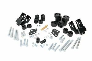 Rough Country 1 25 Body Lift Kit fits 07 13 Chevy Silverado Sierra 1500 4wd