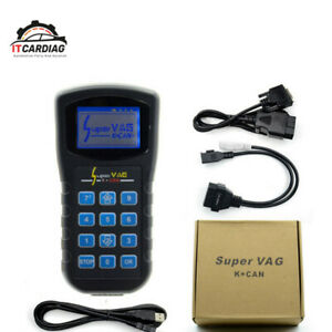 For Super Vag K can Vw Audi Skoda Diagnostic Scanner Obd V4 8 Car Code Reader