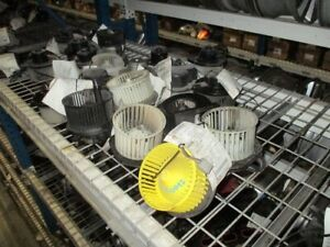 2012 2016 Ford Focus Ac Heater Blower Motor 46k Oem Lkq