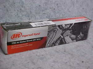 Ingersol Rand Air Ratchet Wrench 3 8 Drive 170g