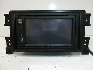 Power Acoustic Pd 651b Cd Dvd Player Receiver Touch Screen