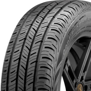 2 New 215 45 17 Continental Contiprocontact All Season Touring 500aaa Tires