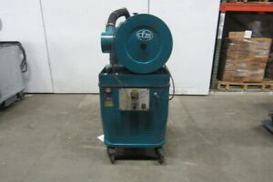 Nilfisk Cfm 3507w A Continuous Duty Industrial Vacuum6 3kw 480v 3ph