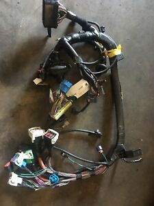 2003 Dodge Ram1500 Headlamp To Dash Wiring 56045753ad 161525