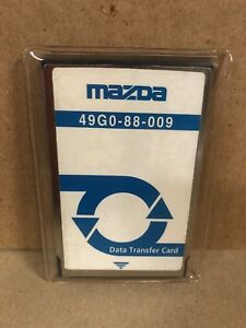 Mazda Special Tools Ngs Scan Tool Data Transfer Card 49g0 88 009 49go 88 009