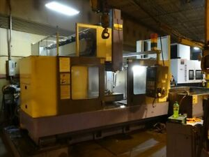 Mazak Mtv 655 60 Cnc Vertical Machining Center B39249