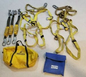Safety Harness Fall Protection Full Body Fpdcombo Durabilt North lot