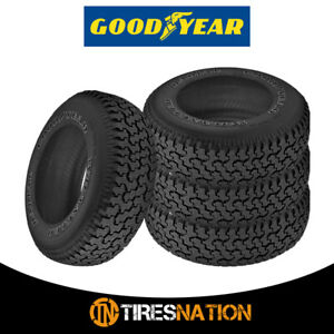 4 Goodyear Wrangler Radial P235 75r15 105s Owl All Season Performance Tires