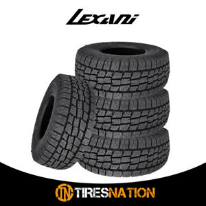 4 New Lexani Terrain Beast At 245 70r16 107h All Terrain Tires