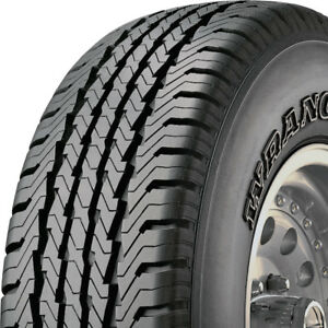 2 New Lt235 75r15 Goodyear Wrangler Ht All Terrain 6 Ply C Load Tires 2357515