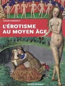 Eroticism In The Middle Ages French Book