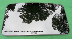 07 08 09 10 Dodge Charger Oem Sunroof Glass Panel 5137553ac Free Shipping