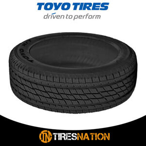 1 New Toyo Open Country H t P265 70r18w Ocht 114s Tires