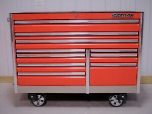 Snap On 60 Red Epiq Tool Box Toolbox Work Mat
