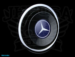 Nardi Classic Mercedes Benz Steering Wheel Horn Button Dual Contact 4041 01 Mbz