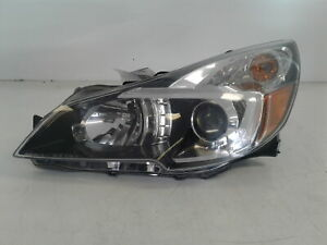 2013 Subaru Legacy Lh Driver Side Head Light Oem