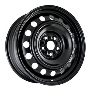 New 15x6 5 Black Steel Wheel For 2002 2006 Toyota Camry 560 69414