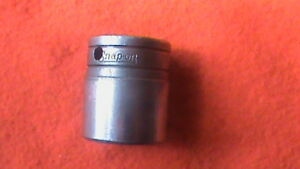 Snap On Vintage 1 2 Drive Sae 13 16 Double Square 8 Point Socket Sw 426