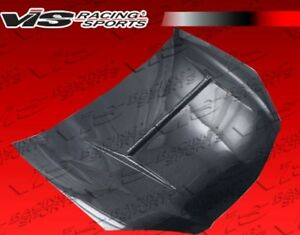 For Rsx 02 06 Acura N 1 Vis Racing Carbon Fiber Hood 02acrsx2dn1 010c