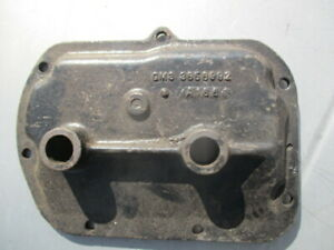 Saginaw 3 Speed Transmission Side Cover Without Shift Shafts G M Cars