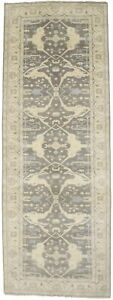 Palace Runner Oushak Vintage Style 6 2x17 5 Indian Area Rug Oriental Home Carpet