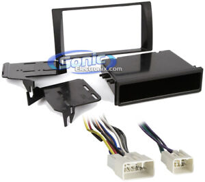 99 8231 Double Din Stereo Install Dash Harness Kit For 2002 2006 Toyota Camry