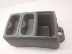 2010 Town Country Caravan Front Floor Mini Console W Cup Holders 1gr02bd5ab