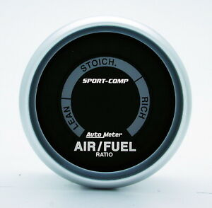 Autometer 3375 Sport Comp Tm Gauge Air Fuel Ratio