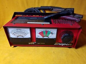Snap On Tools Ya275 500 Amp Carbon Pile Load Battery Tester