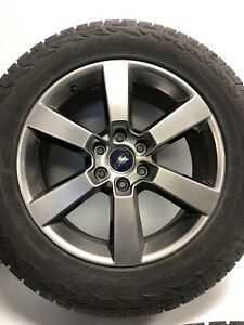 20 Inch Ford F150 Factory 20 Wheels With Hankook Dynapro Tires Oem Set 10005
