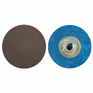 Norton 66261138105 Power Sander Quick Change Discs Size 1-12 120 Grit  25 EA