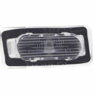 To2870104 Right Or Left New License Plate Light Lamp Driver Passenger Side Rh Lh