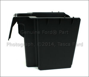 New Oem Center Console Lower Utility Box 2008 2012 Ford Escape Mercury Mariner